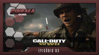 CALL OF DUTY WWII - O FILME - #03 (DUBLADO) - CINEMA GAMER
