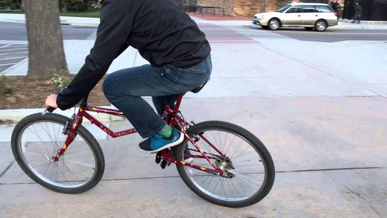 5414366ee19 Swing bike - YouTube