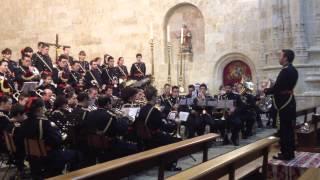 Postrado ante tu Cruz - Concierto AM Cristo Yacente - Iglesia de San Esteban