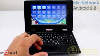 Repeat youtube video MiniNetbook Android 2.2