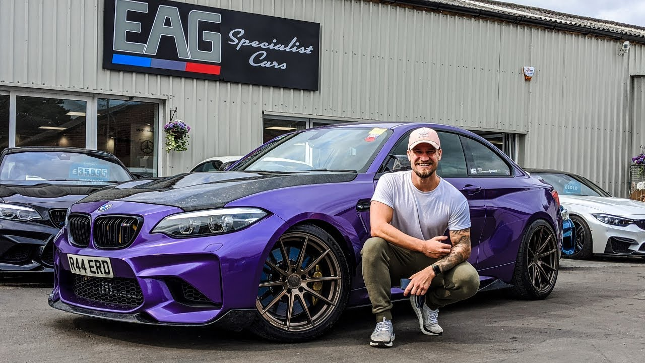 Stage 2 430bhp Bmw M2 Driven New Mods Installed Youtube