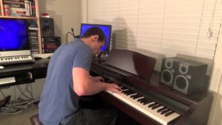 Gareth Emery - Concrete Angel (Evan Duffy Piano Cover)