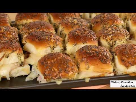 how-to-make-baked-hawaiian-sandwiches