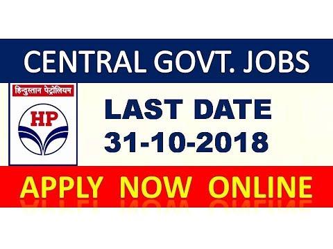 #Hindustan Petroleum corporation limited Recruitment 2018-19 #HPCL