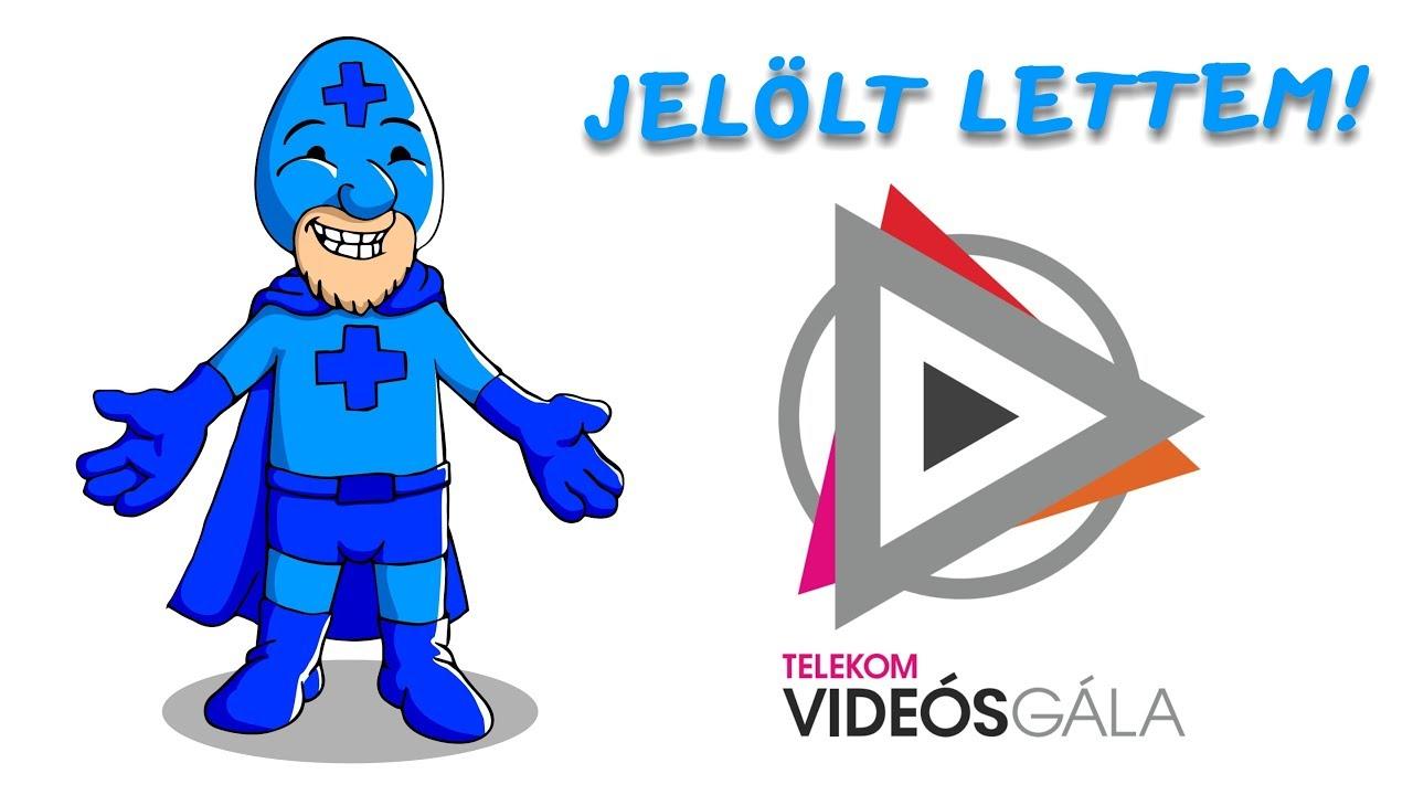 A Telekom Videós Gála jelöltje lettem! Szavazz rám!