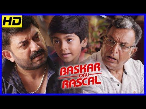Bhaskar Oru Rascal Super Scene | Master...