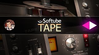 Softube Tape [Арам Киракосян]