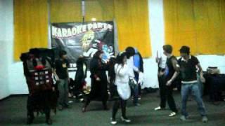 Bacchikoi!!! en el Karaoke Party de Ñoño Team TNT GT5