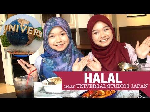 RED LOBSTER In Universal Studios Japan Now Has Muslim-Friendly Menu!!