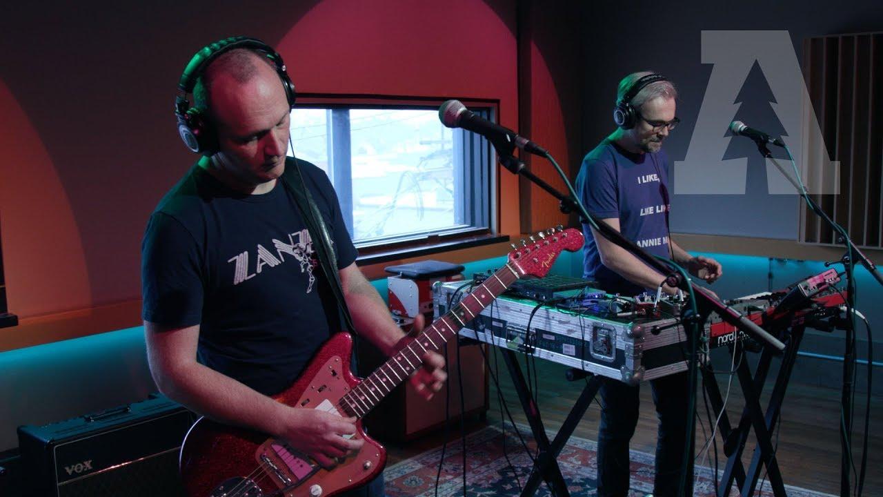 Download Fujiya & Miyagi on Audiotree Live (Full Session #2)