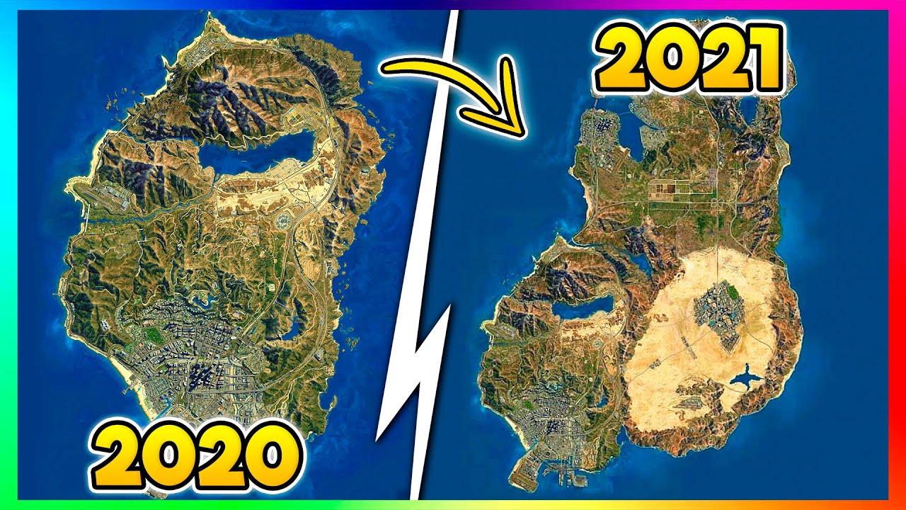 NUR NOCH 2 DLCs IM JAHRE 2021?! ROCKSTARS PLÄNE FÜR DIE ...