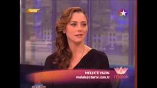 19 Ocak 2012'de Ece Uslu, Melek Baykal'ın konuğuydu 480p)