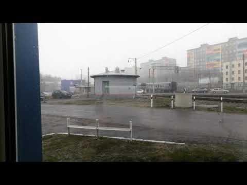 Погода в Мурманске. 😢