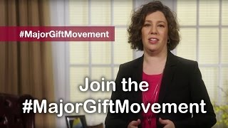Join the #MajorGiftMovement - Transform Your Fundraising