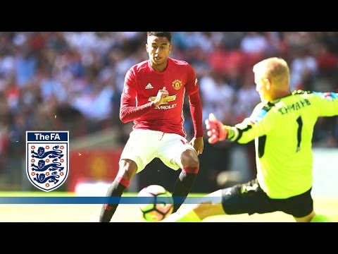 Official - Leicester City 1-2 Manchester United (2016 Community Shield) | Goals & Highlights