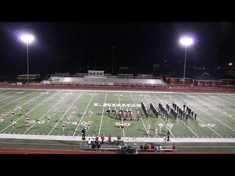 """On Broadway"" - Sylacauga High School Marching Aggie Band"