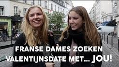 Franse dames zoeken valentijns date met JOU!