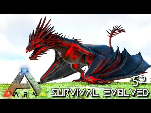 ARK: SURVIVAL EVOLVED - CHAOS WYVERN & SPIRIT GUARDIAN BOSS !!! | PRIMAL FEAR ISO CRYSTAL ISLES E52