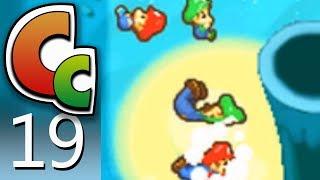 Mario & Luigi: Partners in Time – Episode 19: Underground Operations