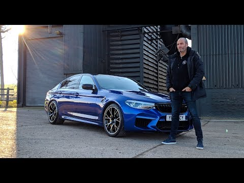 NEW BMW M5 COMPETITION F90 FULL REVIEW | 2019 | DRIVE