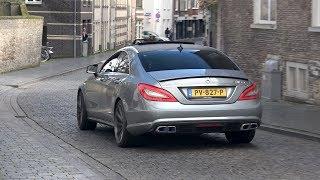 700HP Mercedes-Benz CLS63 AMG S BiTurbo 4-Matic - LOUD REVS & ACCELERATIONS!