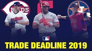 Biggest 2019 MLB Trade Deadline moves
