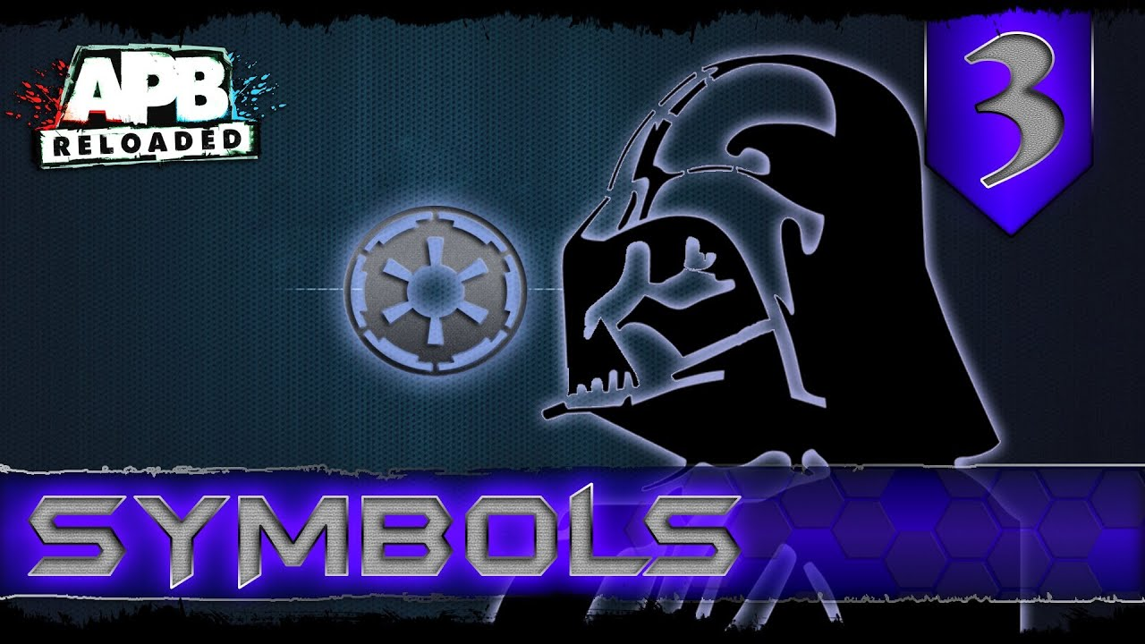 apb symbols 3 star wars 3 darth vader youtube