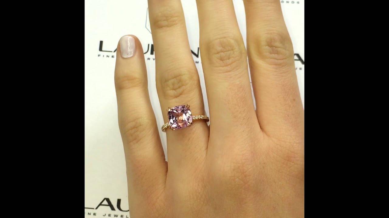 Lauren B Engagement Rings