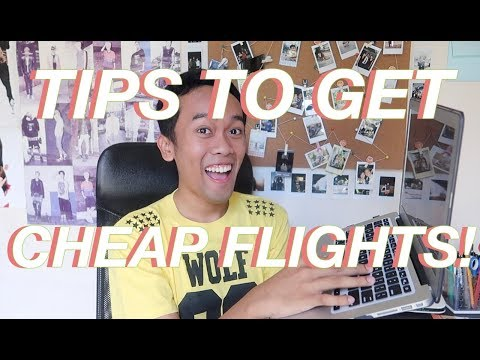 HOW TO FIND CHEAP FLIGHTS – HOW TO FLY CHEAP LIFEHACK (Philippines) | Josh Whyte
