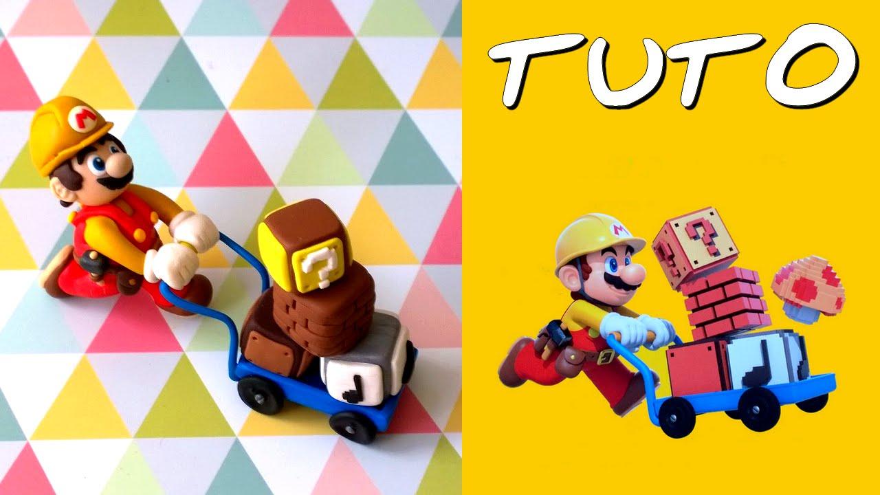 Tuto Fimo Super Mario Maker Youtube