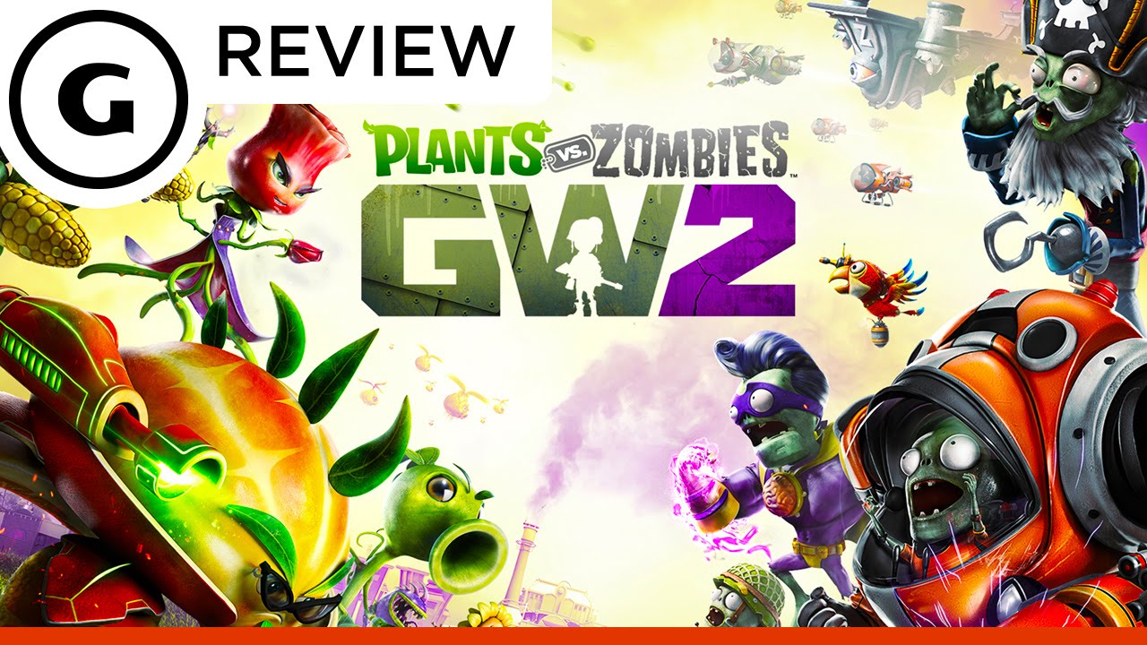 Plants vs zombies garden warfare 2 review youtube - Plants vs zombies garden warfare 2 review ...