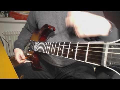 Metallica - Ain't my bitch [guitar cover]