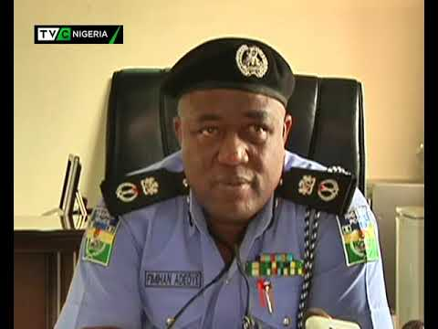 Police arrest three men with human parts in Osun State