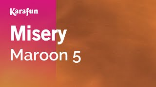 Karaoke Misery - Maroon 5 *
