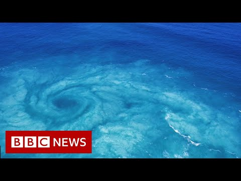 Capturing 'the edge of the world' and other rare phenomena  - BBC News