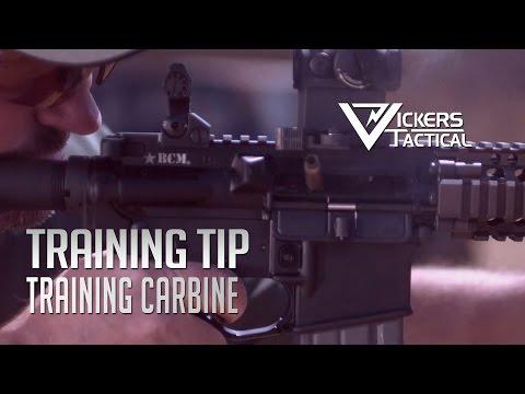 BCM TRAINING TIP - TRAINING CARBINE