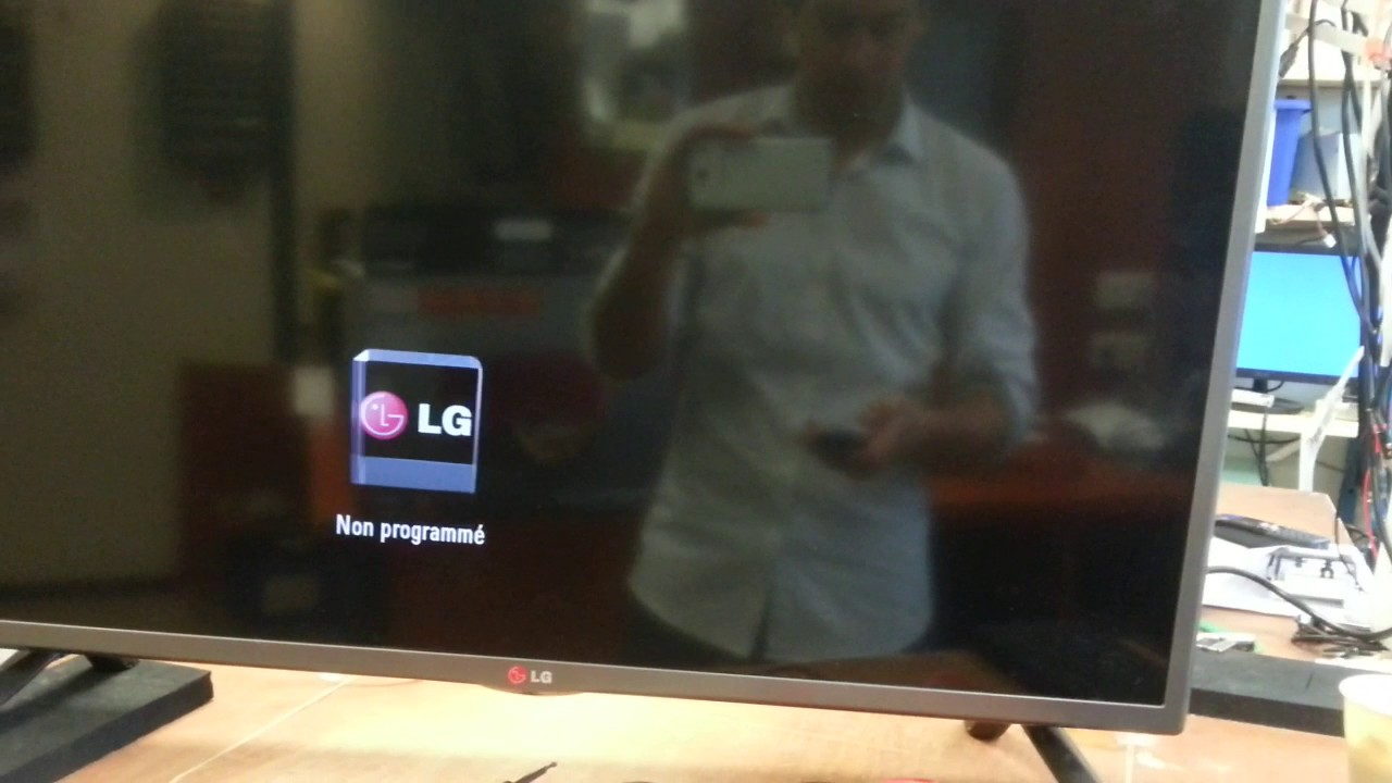 Code pin tv lg perdu : la solution