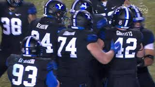 Byu finishes the season with 10 wins for first time since 2011.the cougars defeat san diego state 28-14.