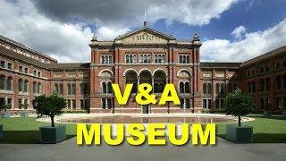 107. Музей Виктории и Альберта в Лондоне.