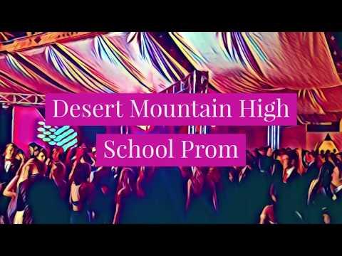Desert Mountain High School Prom