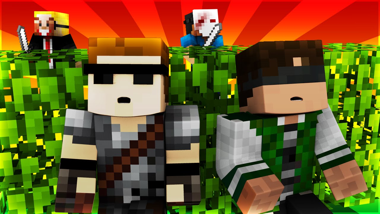 "Minecraft PURGE - ""THE ROBBERY!"" (Minecraft Roleplay) #2 ..."