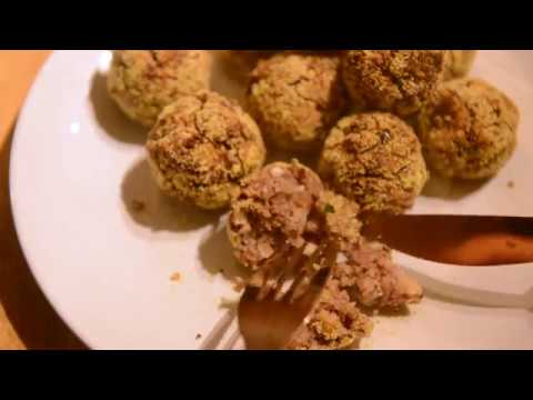 Gandhi's Balls - awesome vegan balls recipe