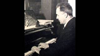 Bruno Walter plays Mozart Piano Concerto #20, KV 466