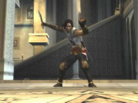 Прохождение Игры Принц Персии - Два Трона Часть 2: Смерть Кайлины и Раздвоение Личности!!!