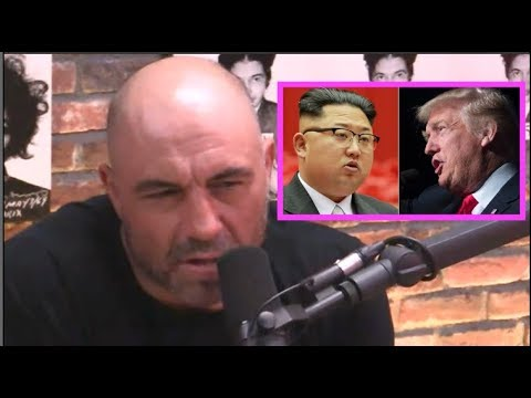 Joe Rogan on Donald Trump & North Korea