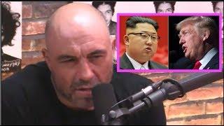 Joe Rogan on Donald Trump & North Korea