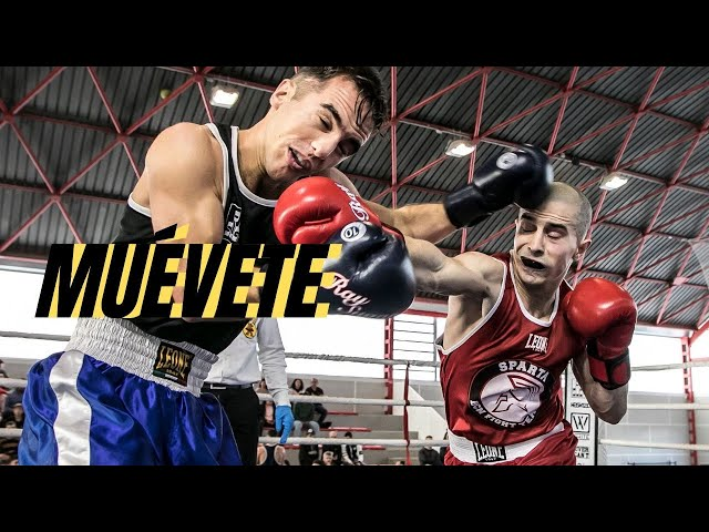 Boxeo; Pasos laterales (Made in Cuba🇨🇺)