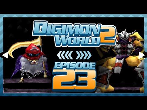 Digimon World 2 - Episode 23 : Diode Domain & File Island!