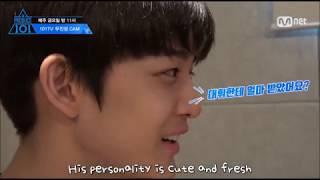Video [ENGSUB] Who is Daehwi to Bae Jinyoung? download MP3, 3GP, MP4, WEBM, AVI, FLV November 2017
