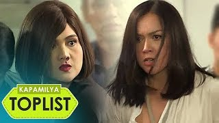 Download 7 trending cat fights of Daniela and Romina in Kadenang Ginto | Kapamilya Toplist Mp3 and Videos